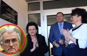 Dodik pozvao Inzka da zajedno skinu tablu s imenom Radovana Karadžića na Palama