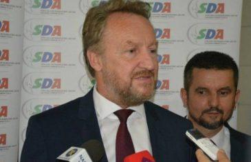 Došlo je vrijeme da se pokaže pravo lice gospodina Izetbegovića i SDA