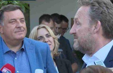 NAKON PRVOG DANA NA BIROU: Dodik ponudio Izetbegoviću posao savjetnika u kabinetu Predsjedništva