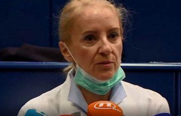 Prof. dr. Husić Selimović demantuje Sebiju Izetbegović: Zarazila sam se na KCUS-u od pacijenta