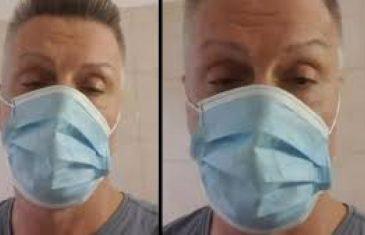 Ponovo mu je urađen rendgen pluća: Ovo su novi detalji o stanju Đorđa Davida, a on želi samo jedno!