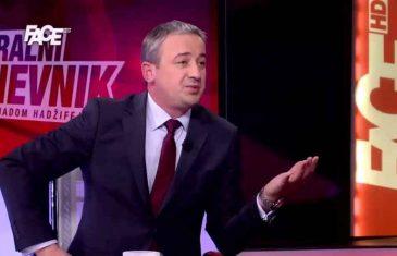 BORENOVIĆ ZA FACE TV: Tužilaštvo je odmah trebalo privesti i saslušati…