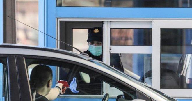 OGLASILA SE I VLADA REPUBLIKE HRVATSKE: Evo kada će građani BiH moći preko granice…