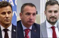 """""""TUŽITELJSTVO RADI…"""": Novalić, Solak i Hodžić noć proveli u pritvoru, oglasio se Boris Grubešić…"""