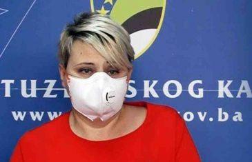 """MINISTRICA DAJANA ČOLIĆ ALARMANTNO: """"Situacija sa zarazom u Tuzli postaje MNOGO OZBILJNA…"""""""