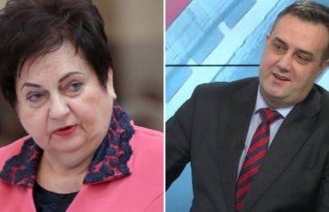 Dušanka Majkić sprema opasnu priču: Šta se krije iza tvrdnji da će migranti glasati za SDA?!