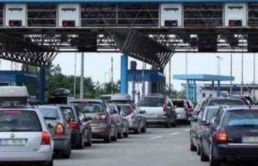 IPAK SE NAVALILO PREKO GRANICE: Duge kolone na graničnim prelazima, evo gdje je najgore…