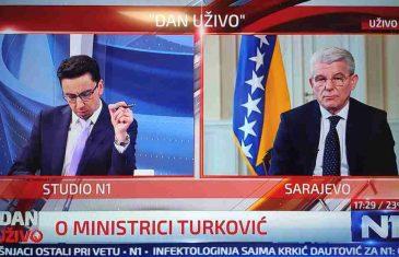 Džaferović grčevito branio Novalića: Onakvog premijera uhapsiti… Toliko je radio da sam se brinuo za njega