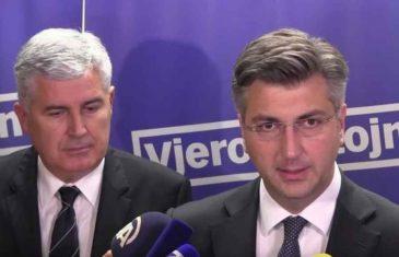 """OPASNA IGRA LIDERA HDZ-a: Plenković ponovno najavljuje """"reorganizaciju teritorijalnog ustroja…"""