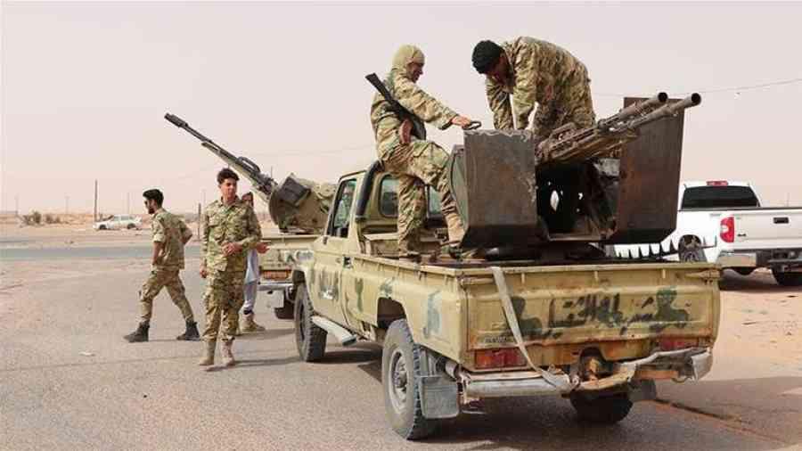 KUHA NA BLISKOM ISTOKU: Vojne snage približavaju se gradu Sirtu, Guterres osudio strano miješanje u Libiji…