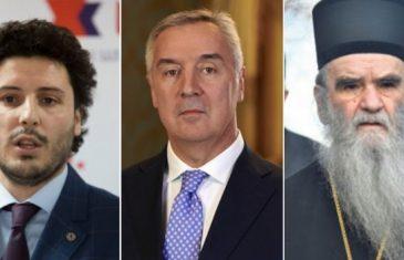 Bajrović: Amfilohije je pravi mandatar, on je šef i Građanskog pokreta URA