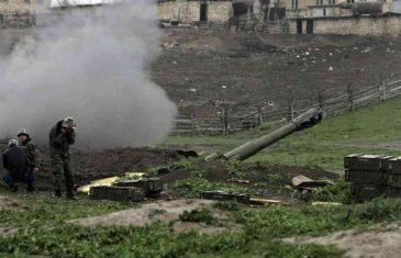 NE PRESTAJU KRVAVI SUKOBI U NAGORNO-KARABAHU Oborena 2 azerbejdžanska drona, Baku tvrdi da su onesposobili armenski S-300