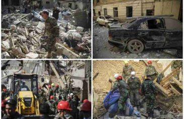 IZ PAKLA KAVKAZA BJEŽE I SIRIJSKI PLAĆENICI! Iz Nagorno-Karabaha poručili: Ovo nismo očekivali, slagali su nas!