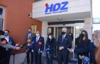 """VJETAR U LEĐA """"LEGITIMNOM"""" ČOVIĆU, GRLIĆ-RADMAN PORUČIO: Izbori u Mostaru su dobra vijest nakon 12 godina, ali je važna i…"""