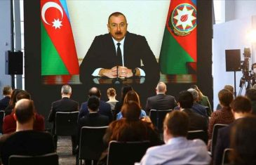 ON JE OZBILJNO POMISLIO DA JE MOĆAN: Aliyev upozorio Armeniju